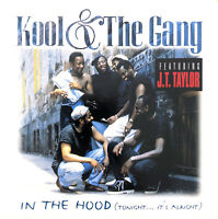 Kool & The Gang CD Single In The Hood (Tonight... It's Alright) - France (EX/EX)