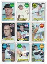 *1969 Topps 3rd Series Baseball PICK LOT-YOU Pick any 1 of 21 cards for $1!*