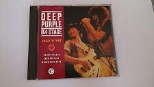 Deep PURPLE-On Stage/RARE CD Live in Stockholm 12 novembre 1970