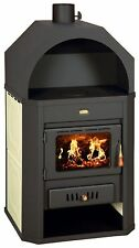 High Efficient Modern Multi Fuel Wood Burning Stove Fireplace Prity S3 W17