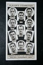 Tottenham Hotspur   1921  FA Cup Winning Team  Original 1930's Photo Card ~ VGC