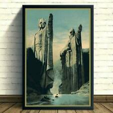 The Lord of the Rings Poster, No Frame Poster, Wall Art Decor Home Decor Style
