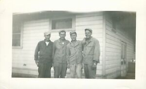 1944 WWII USAAF 54th BFTG airman's at Brooke Field, Texas Photo