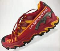 La Sportiva Ultra Raptor- Trail/Mountain Running Training Sneakers Womens 6 Red