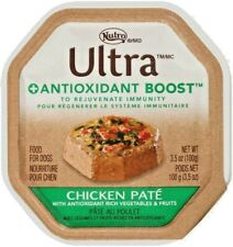Nutro Ultra Antioxidant Boost Chicken Pate Wet Dog Food, 24 Pack