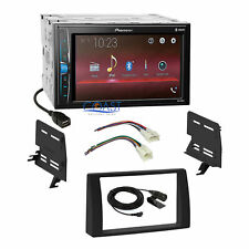 Pioneer Bluetooth Multimedia Stereo Dash Kit Harness for 2002-06 Toyota Camry