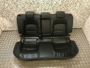 07-13 NISSAN QASHQAI J10 LEATHER REAR SEATS WITH HEADRESTS