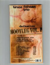BRUCE FORMAN TRIO-DEDICATION BOOTLEG VOL. 1-BLUJAZZ CD NEW SEALED