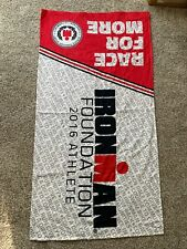 Ironman Beach Towel