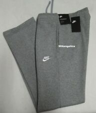 Nike Men's Open Hem Basketball/Gym Pants Heather Large Nwt