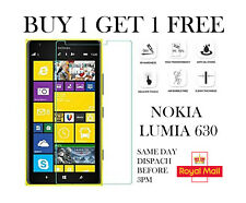 Super Hardened, Quality Tempered Glass Screen Protector For Nokia Lumia 630