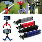 Universal Mini Flexible Stand Tripod Mount + Free Holder For Smart Phone iPhone