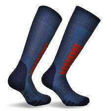 Euro Sock Ski Supreme Lightweight Socks Denim Size S (M 4-7, W 5-8)