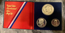 1776-1976 Bicentennial Silver Proof Set United States Mint Proof Collection Set
