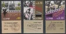 Israël postfris 1992 MNH 1244-1246 - Hebraische Film