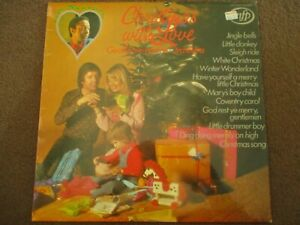 GEOFF LOVE & HIS ORCHESTRA - CHRISTMAS WITH LOVE - LP - MFP 50037 - USA - 1972