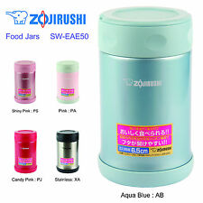 Zojirushi SW-EAE50-AB Stainless Steel Food Jar 0.5L / 500ml - Aqua Blue