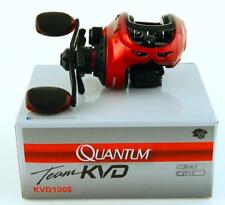 Badlands Kvd100s Bx3 Team KVD Baitcast Reel 6.3 1 Gear Ratio Right Hand