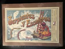"""New & Sealed Serpientes Y Escaleras """"snakes & Ladders"""" By Cayro Collection"""