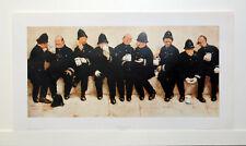 Rosenstiels Print Nine Pints Of The Law artist Lawson Wood