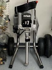 Tritech T7 Airless Paint Sprayer Free Extra Hose And Gun 25000 Value