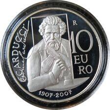 302 - 10 EUROS SAINT MARIN 2007 - G. Carducci