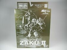 "Extended MSIA ""MS-06F ZAKUⅡReal Type Color ver."" Figure EMSIA MIA BANDAI New"