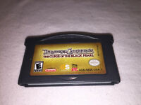 Pirates of the Caribbean Curse of Black Pearl (Nintendo Game Boy Advance) GBA Ex