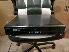 Sony DVP-NC800H 5 Disc CD/DVD Player 5 Disc Carousel Changer HDMI 1080
