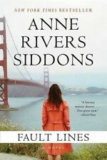 Fault Lines: A Novel by Siddons, Anne Rivers
