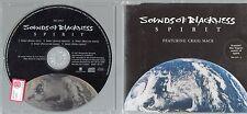 SOUNDS OF BLACKNESS CD single SPIRIT 5 tr 1997 feat CRAIG MACK THE FUGEES REMIX