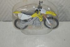 Miniature Moto Cross Cannondale MAISTO Motor New Altaya 1/18 Motocross