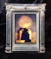 Maxfield Parrish The Young King the Black Isles Art Nouveau Deco Print Framed