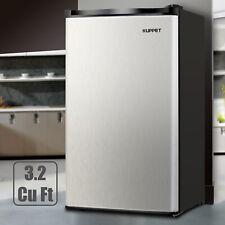 3.2 Cu.Ft Mini FridgeCompact Refrigerator Top Freezer Cooler Freestanding