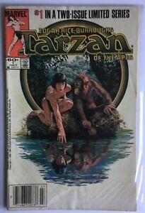 Tarzan of the Apes #1 (Jul 1984, Marvel)