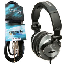 Roland RH-300V V-Drums Headphones+Extension Cable