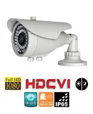 2 megapixel 1080P HD-CVI security IR bullet camera 2.8~12mm varifocal IP65