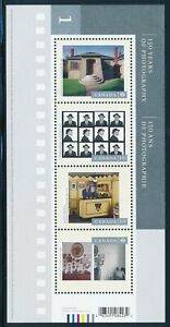 Canada - Art Photography Stamps Sheet MNH (2013)