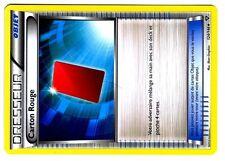 POKEMON (XY1) XERNEAS & YVELTAL UNCO N° 124/146 CARTON ROUGE