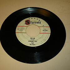 TEEN ROCK & ROLL 45RPM RECORD - STEWART SELF & THE GENTS - STARRETT 5709