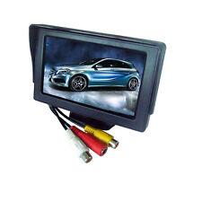 MONITOR LCD HD PER AUTO ABBINABILE A RETROCAMERA PARCHEGGIO DVD VIDEO ZMY_530HD