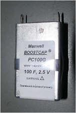 Maxwell Ultra XXL Cap PC100G 100F 2,5V High end Boostcap