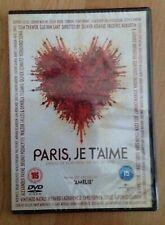 Dvd Paris, Je T'aime