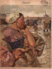 1908 Jugend May 30 German Art Nouveau - Weisgerber, Zimmermann, Wilke, Lunois