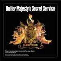 On Her Majesty's Secret Service OST - John Barry - Various (NEW CD)