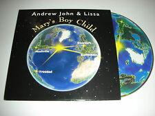 Andrew John & Lissa - Mary's Boy Child - Single track