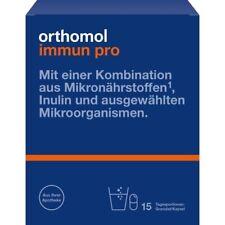 ORTHOMOL Immun pro Granulat/Kapsel   15 st   PZN13886287