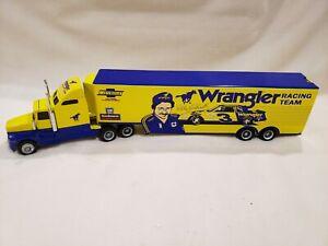 RCCA For Members Only Dale Earnhardt #3 Wrangler 1:64 Transporter w/Certificate