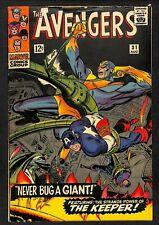 Avengers #31 VG 4.0 Marvel Comics Thor Captain America