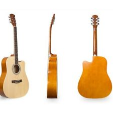 Davis Acoustic Guitar DA-4107 Natural color